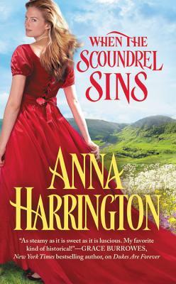 When the Scoundrel Sins (Capturing the Carlisles), Anna Harrington