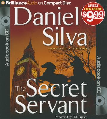 Image for The Secret Servant (Gabriel Allon Series)