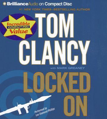 Image for Locked On (A Jack Ryan Novel)