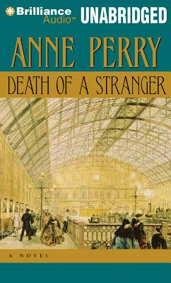 Death of a Stranger (William Monk Series), Anne Perry