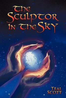 The Sculptor in the Sky, Scott, Teal; Swan, Teal