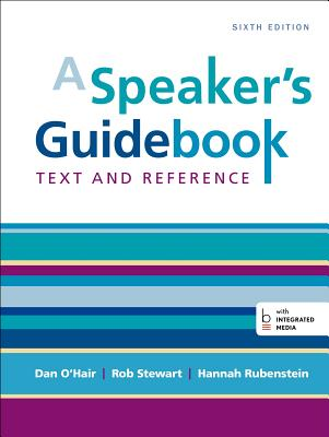 Image for A Speaker's Guidebook: Text and Reference