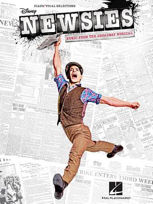 Image for Newsies - Music from the Broadway Musical