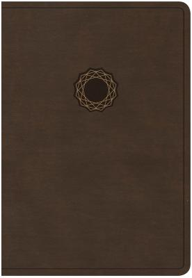 Image for KJV Deluxe Gift Bible, Brown/Tan LeatherTouch