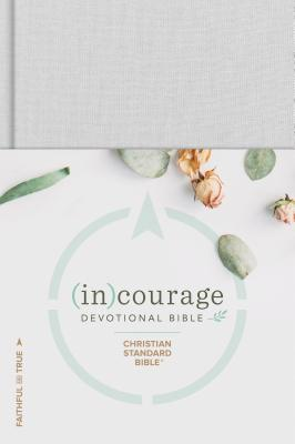 """Image for """"''CSB (in)courage Devotional Bible, hardcover''"""""""