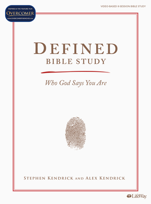 Image for Defined - Bible Study Book: How God Has Identified You