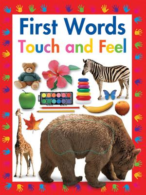 Image for First Words Touch and Feel (Large Touch 'n' Feel Series)