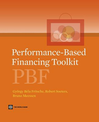 Image for Performance-Based Financing Toolkit