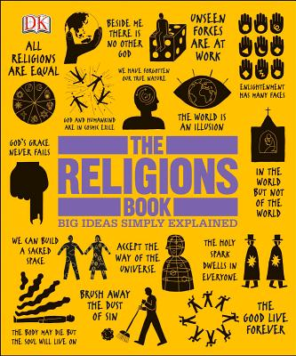 Image for Religions Book (Big Ideas Simply Explained)
