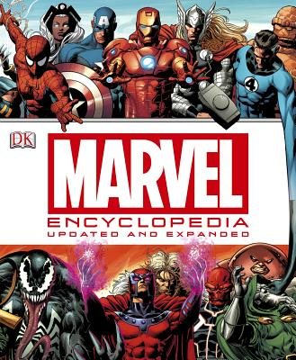 Image for Marvel Encyclopedia