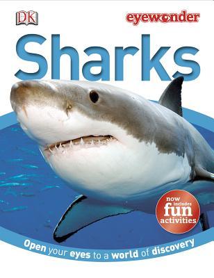 EYE WONDER: SHARKS, DK PUBLISHING