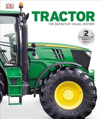Image for Tractor: The Definitive Visual History