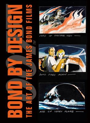 Image for Bond by Design: The Art of the James Bond Films