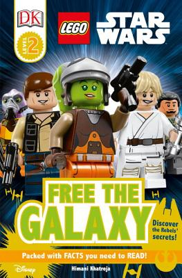 Image for FREE THE GALAXY LEGO STAR WARS