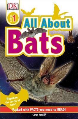 DK Readers L1: All About Bats 1, DK
