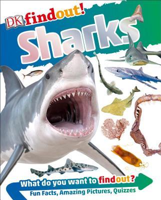 Image for DKfindout! Sharks