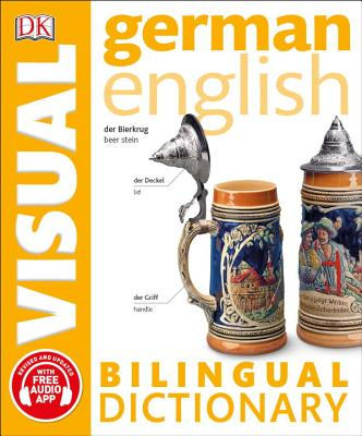 German English Bilingual Visual Dictionary (DK Visual Dictionaries), DK