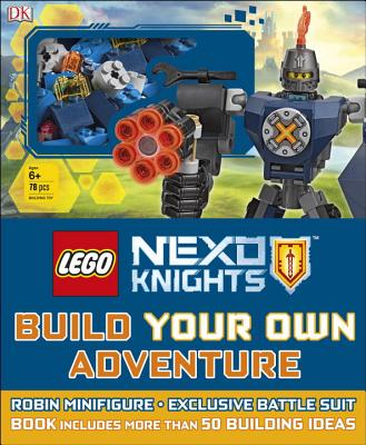 Image for LEGO NEXO KNIGHTS Build Your Own Adventure (LEGO Build Your Own Adventure)