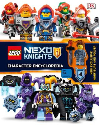 Image for LEGO NEXO KNIGHTS Character Encyclopedia
