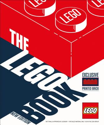 Image for The LEGO Book, New Edition: with exclusive LEGO brick