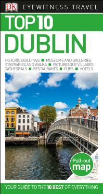 Image for DK Eyewitness Top 10 Dublin (Pocket Travel Guide)