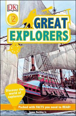 DK Readers L2: Great Explorers, DK