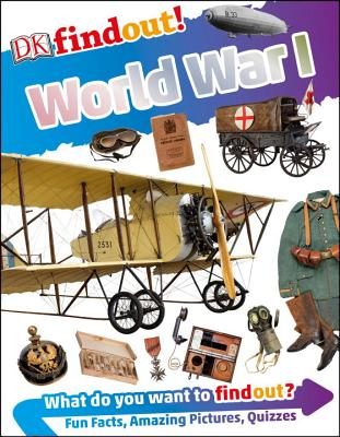 Image for DK findout! World War I