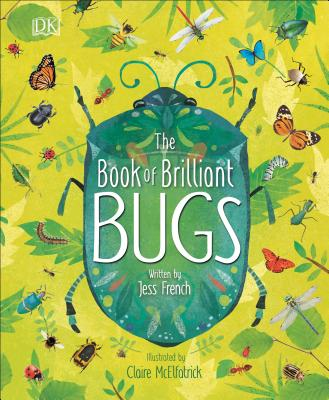 Image for BOOK OF BRILLIANT BUGS