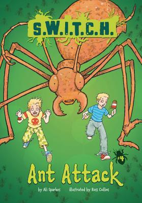 Ant Attack (S.W.I.T.C.H.), Ali Sparkes