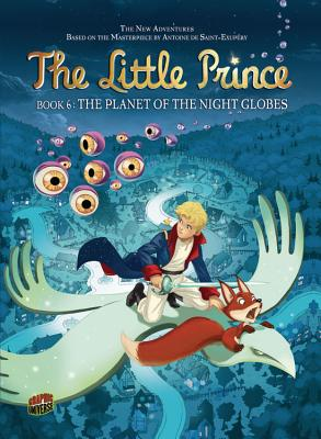 Image for 6 Planet of the Night Globes (Little Prince)