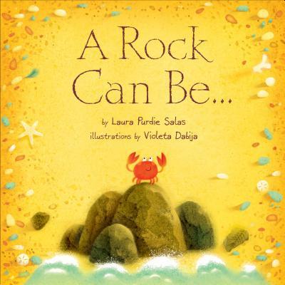 A Rock Can Be . . . (Millbrook Picture Books), Laura Purdie Salas, Violeta Dabija