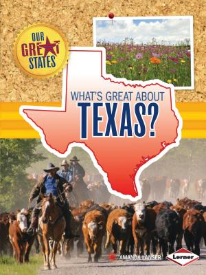 Image for What's Great About Texas? (Our Great States)