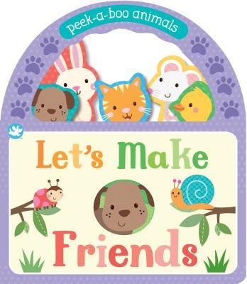 Image for Peek-a-Boo Friends (Little Learners)