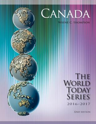 Image for CANADA 2016-2017 32ED (World Today (Stryker))