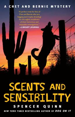 Image for Scents and Sensibility: A Chet and Bernie Mystery (The Chet and Bernie Mystery Series)