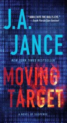 Image for Moving Target: A Novel of Suspense