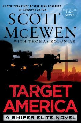 Image for Target America: A Sniper Elite Novel