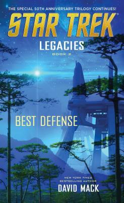 Image for BEST DEFENSE STAR TREK LAGACIES BOOK 2