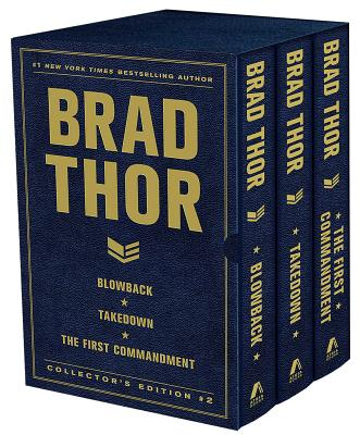 Image for BRAD THOR COLLECTOR'S EDITION #2 Blowback, Takedown and the First Commandment