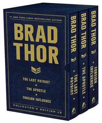 Image for BRAD THOR COLLECTORS' EDITION #3  The Last Patriot, The Apostle, and Foreign Influence