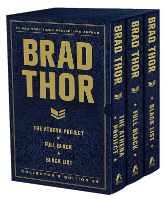 Image for BRAD THOR COLLECTORS' EDITION #4  The Athena Project, Full Black, and Black List