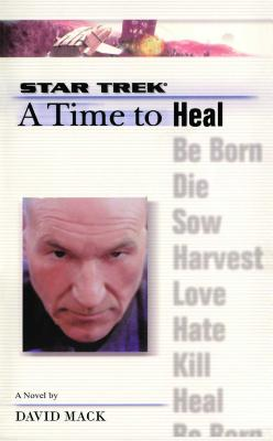 Image for A Star Trek: The Next Generation: Time #8: A Time to Heal