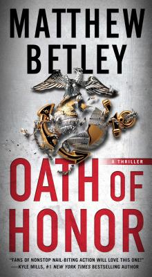 Image for Oath of Honor: A Thriller (The Logan West Thrillers)