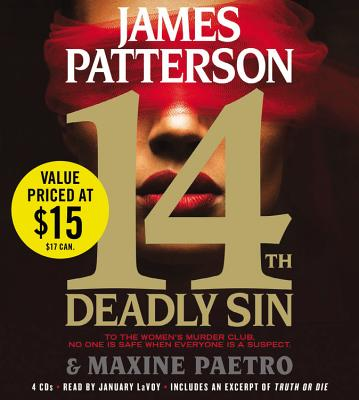 Image for 14th Deadly Sin (Women's Murder Club)