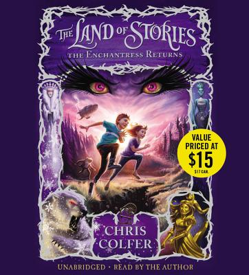 Image for The Land of Stories: The Enchantress Returns