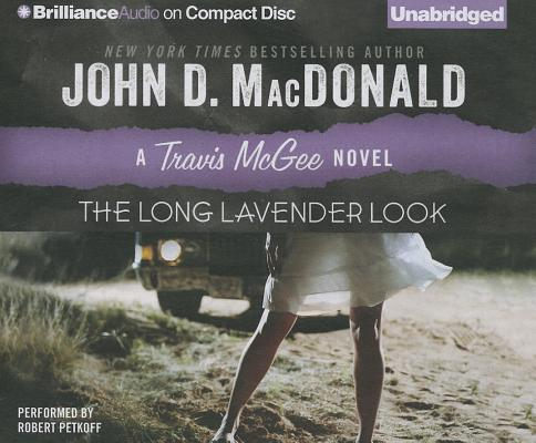 Image for The Long Lavender Look (Travis McGee Mysteries)