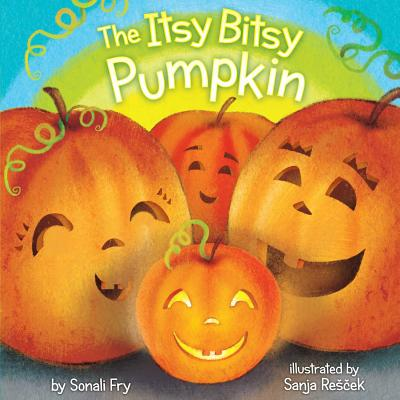 Image for The Itsy Bitsy Pumpkin