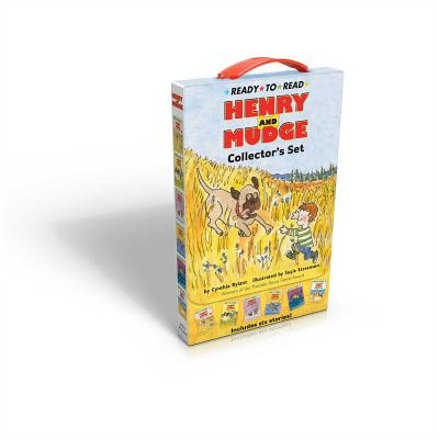 Image for The Henry and Mudge Collector's Set: Henry and Mudge; Henry and Mudge in Puddle Trouble; Henry and Mudge in the Green Time; Henry and Mudge Under the ... and Mudge and the Forever Sea (Henry & Mudge)