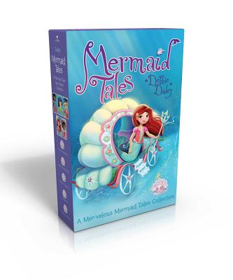 A Mermaid Tales Mer-velous Collection Books 6-10: The Secret Sea Horse; Dream of the Blue Turtle; Treasure in Trident City; A Royal Tea; A Tale of Two Sisters, Dadey, Debbie