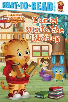 Image for Daniel Visits the Library (Daniel Tiger's Neighborhood)
